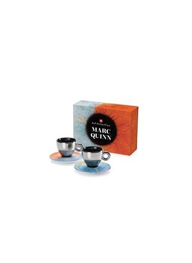 İlly Marc Quınn Art Collectıon Cappuccıno Fincan & Tabak X 2 170 Cc Renkli